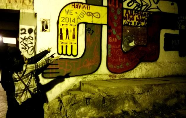 The Bohemian Grunge that HKV exudes