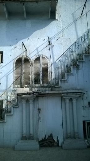 Inside Lala Chunnamal's Haveli
